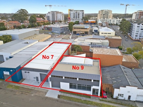 7-9 James St Hornsby, NSW 2077