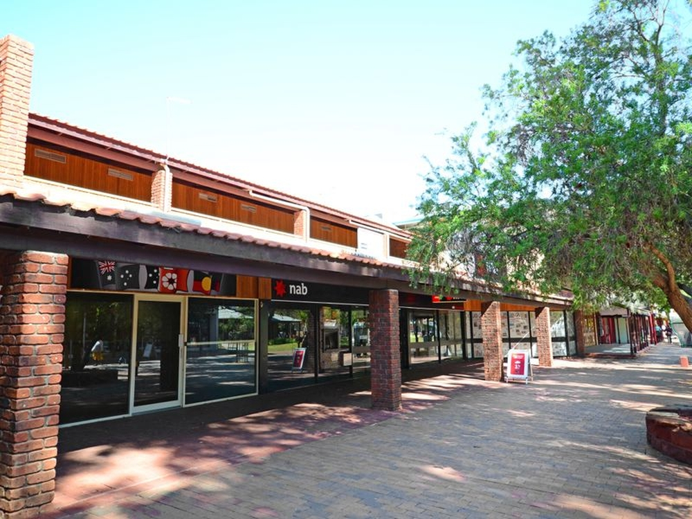 51 - 53 Todd Mall Alice Springs, NT 0870
