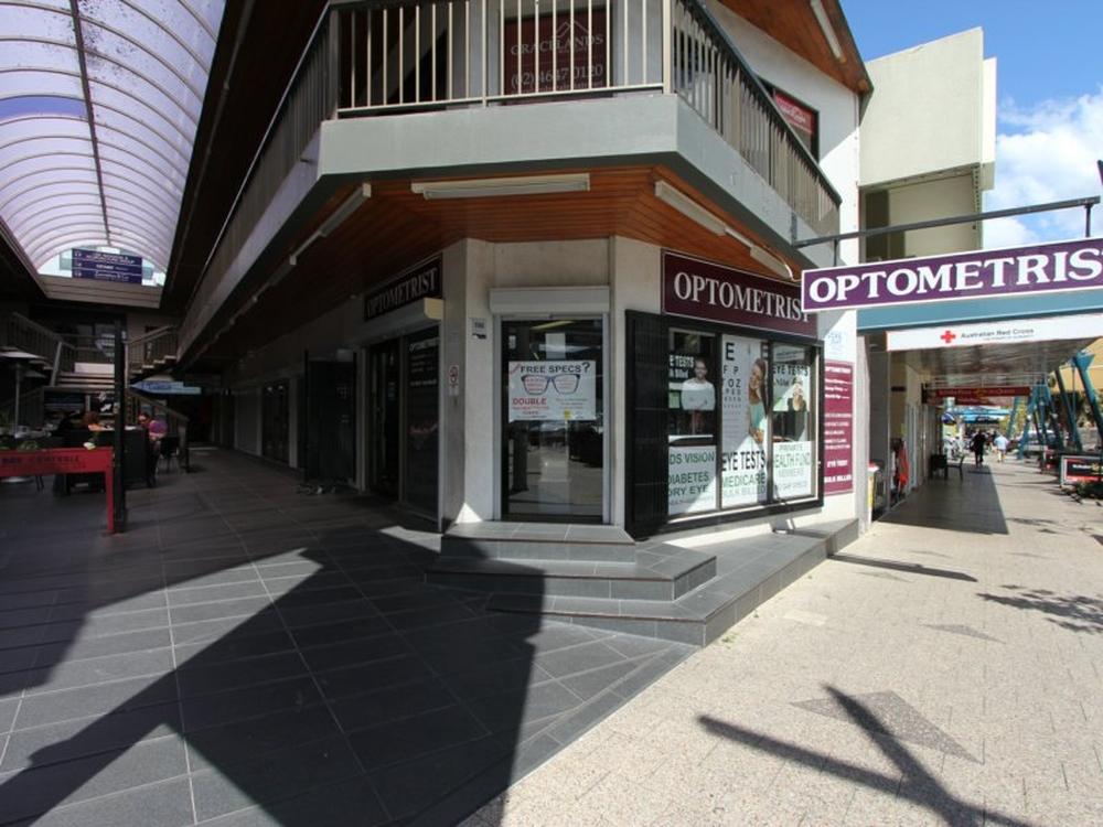 Shope 5&6/186 Queen Street Campbelltown, NSW 2560