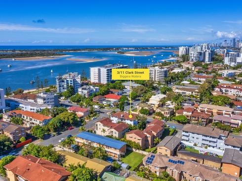 3/11 Clark Street Biggera Waters, QLD 4216