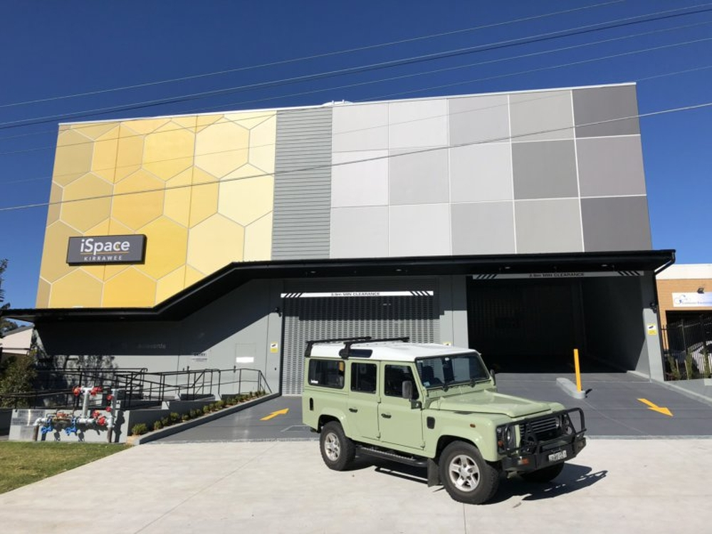 Storage Unit 44/444 The Boulevarde Kirrawee, NSW 2232