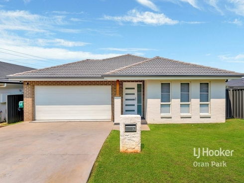 2 Rosemary Close Gregory Hills, NSW 2557