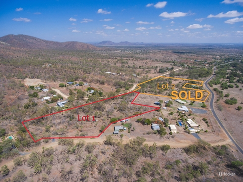 Lot 1 Mount Usher Road Bouldercombe, QLD 4702