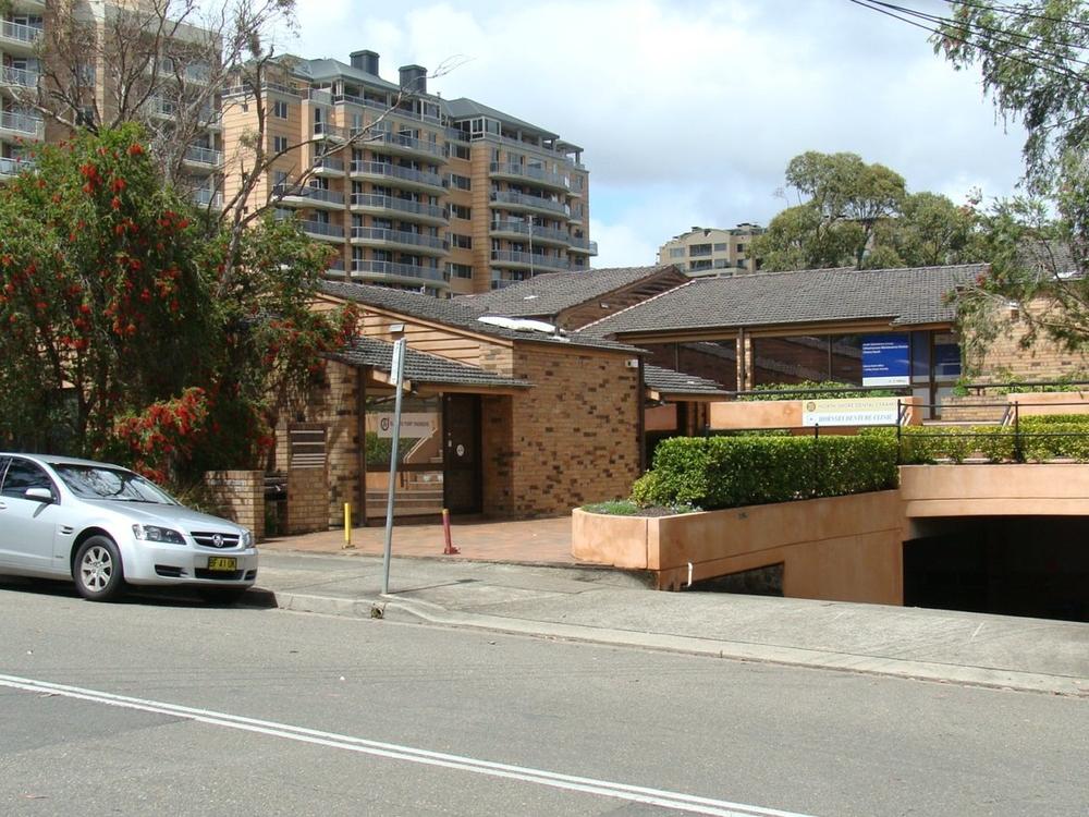2/1 Ashley Street Hornsby, NSW 2077