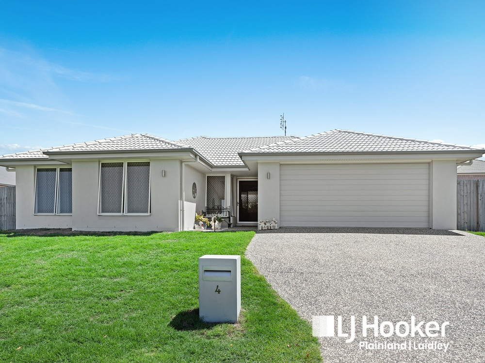 4 Flinders Crt Plainland, QLD 4341