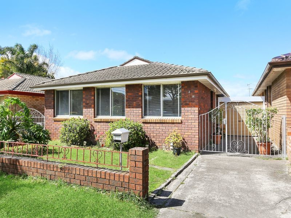 2/18 Grace Campbell Crescent Hillsdale, NSW 2036