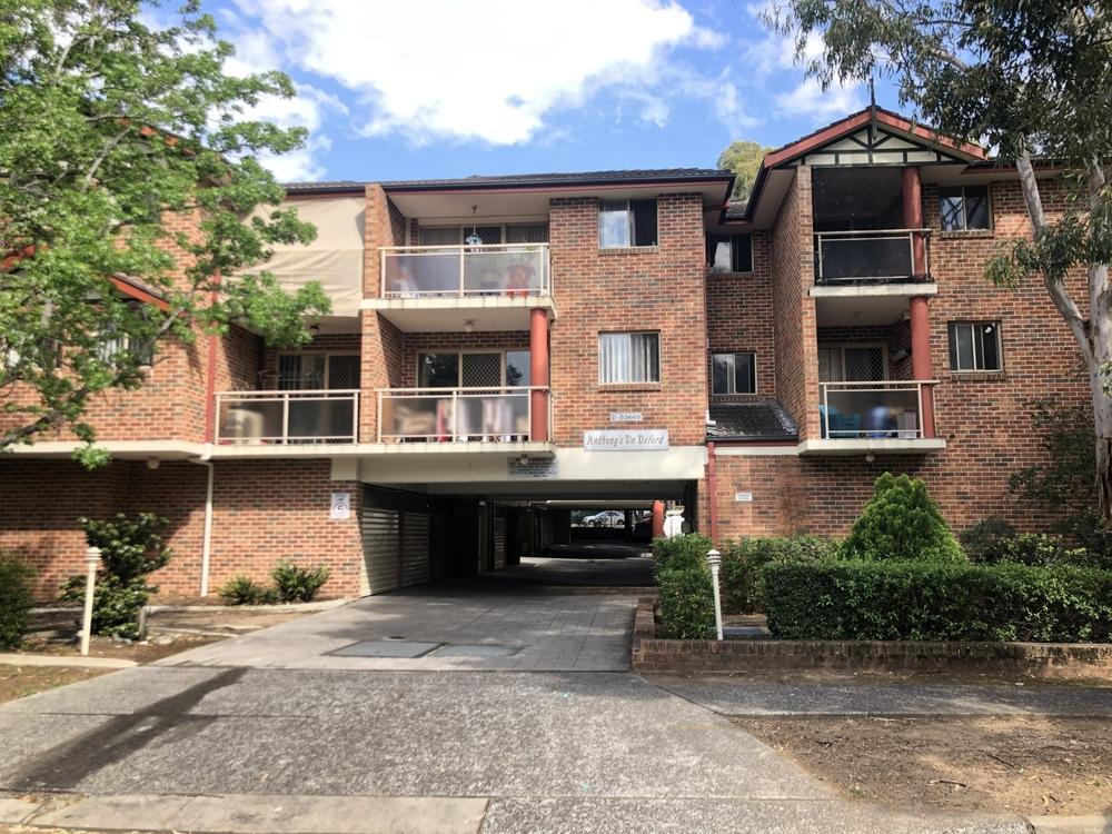 Apartment 18/23 Oxford Street Merrylands, NSW 2160