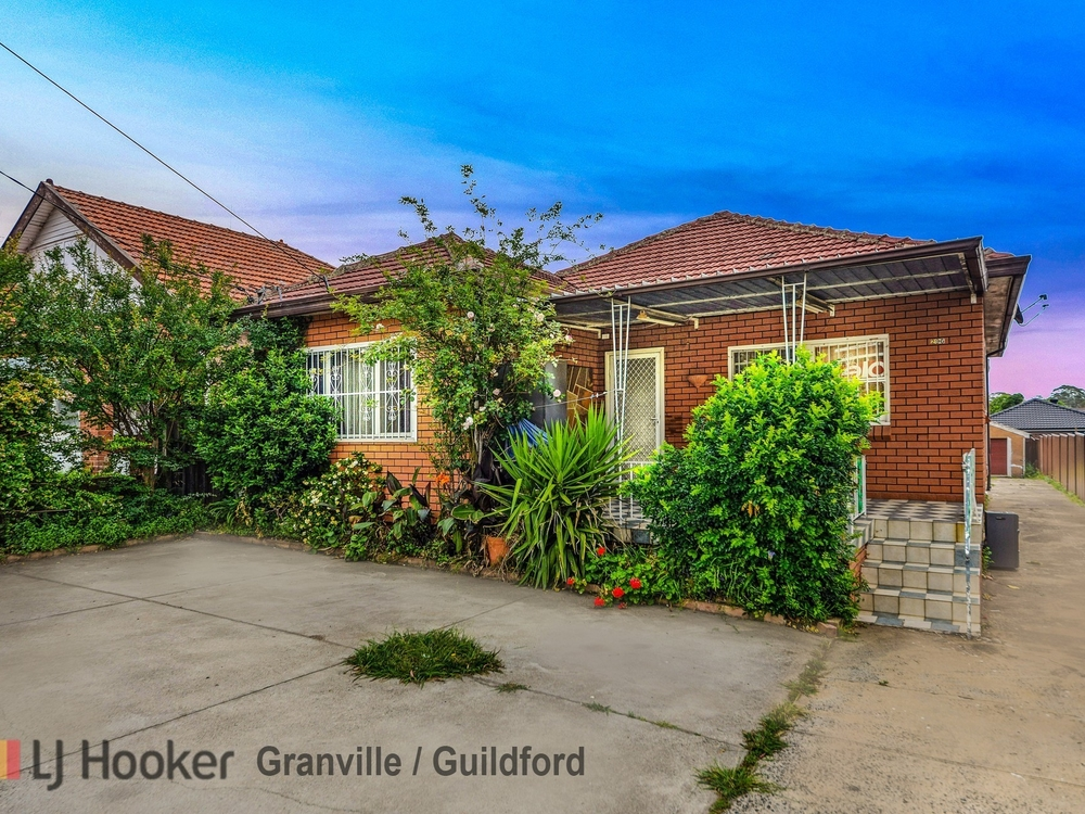 296 Woodville Road Guildford, NSW 2161
