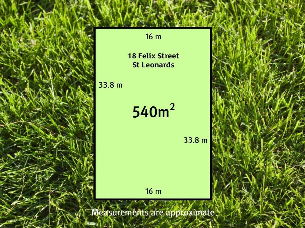 18 Felix Street St Leonards, VIC 3223