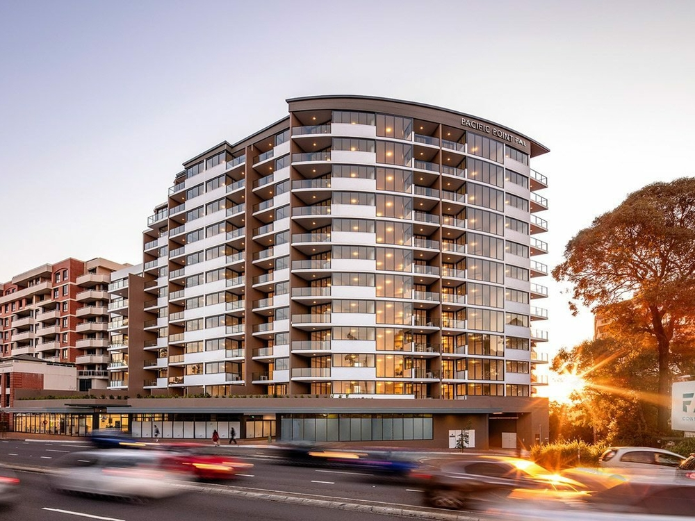 Unit 313/135-137 Pacific Highway Hornsby, NSW 2077