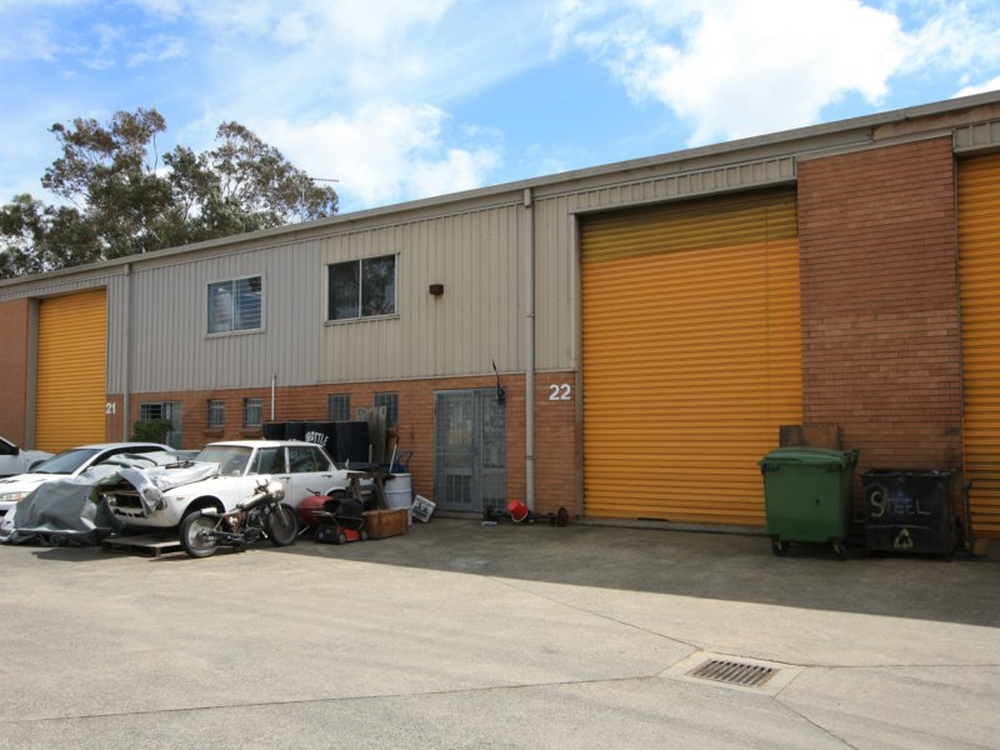 22/2 Burrows Road South St Peters, NSW 2044