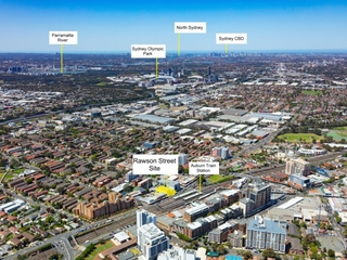 87-89, 91-95 & 97 Rawson Street Auburn , NSW, 2144