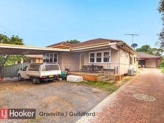 40 Constance Street Guildford , NSW, 2161