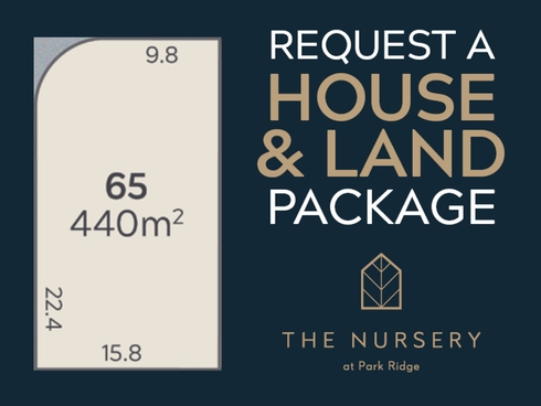 Lot 65/74 Bumstead Road Park Ridge, QLD 4125