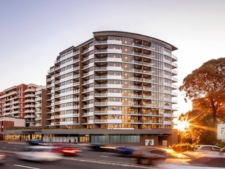Unit 313/135-137 Pacific Highway Hornsby , NSW, 2077