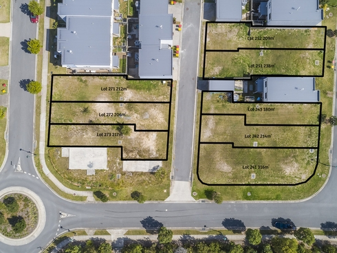 Lot 241/ Wild Kasier Road Coomera, QLD 4209