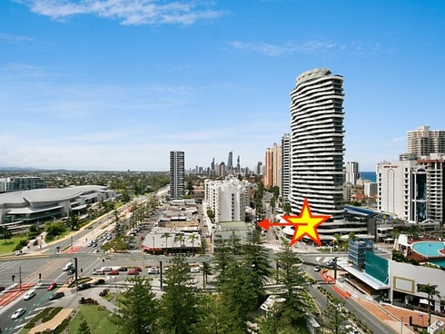 Lots 1 & 2 90 Surf Parade Broadbeach, QLD 4218