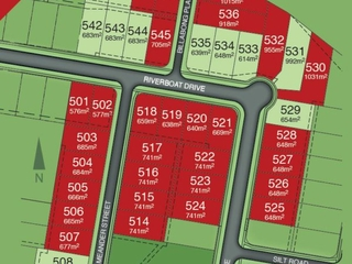 Lot 535 Riverboat Drive Thurgoona , NSW, 2640