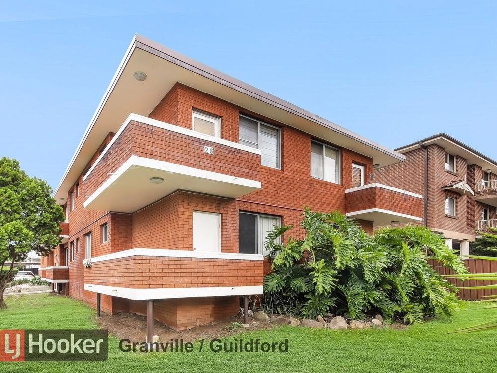 6/26 Hutchinson Street Granville, NSW 2142