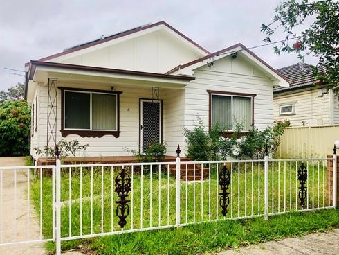 6 Fourth Street Granville, NSW 2142