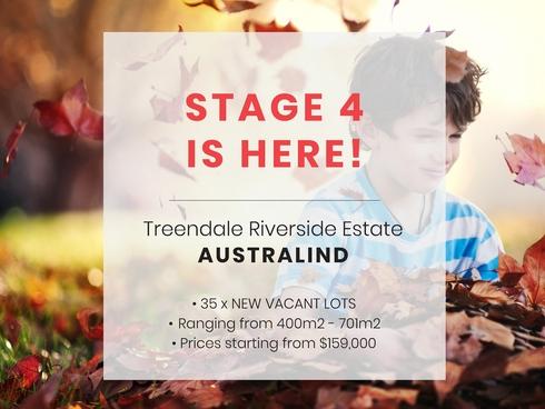 Proposed Lots Treendale Riverside Australind, WA 6233