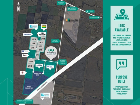 1 Witmack Industry Park Wellcamp, QLD 4350