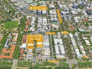 Secure Car Parks/25-29 Lonsdale Street Braddon , ACT, 2612