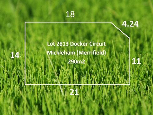 Lot 2813/ Docker Circuit Mickleham, VIC 3064