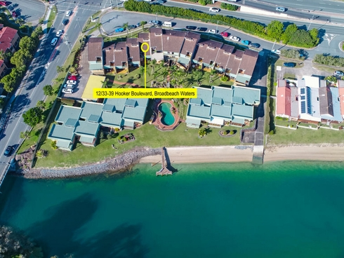 12/33 Hooker Boulevard Broadbeach Waters, QLD 4218