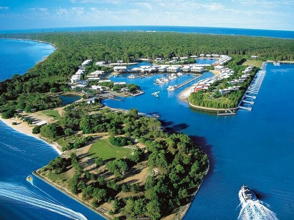 * Couran Cove Resort South Stradbroke, QLD 4216