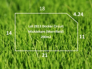 Lot 2813/ Docker Circuit Mickleham , VIC, 3064