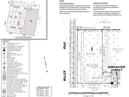 Lot 1/174 - 192 Green Road Heritage Park, QLD 4118