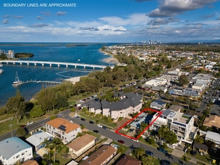 1 & 2/6 Victor Avenue Paradise Point , QLD, 4216