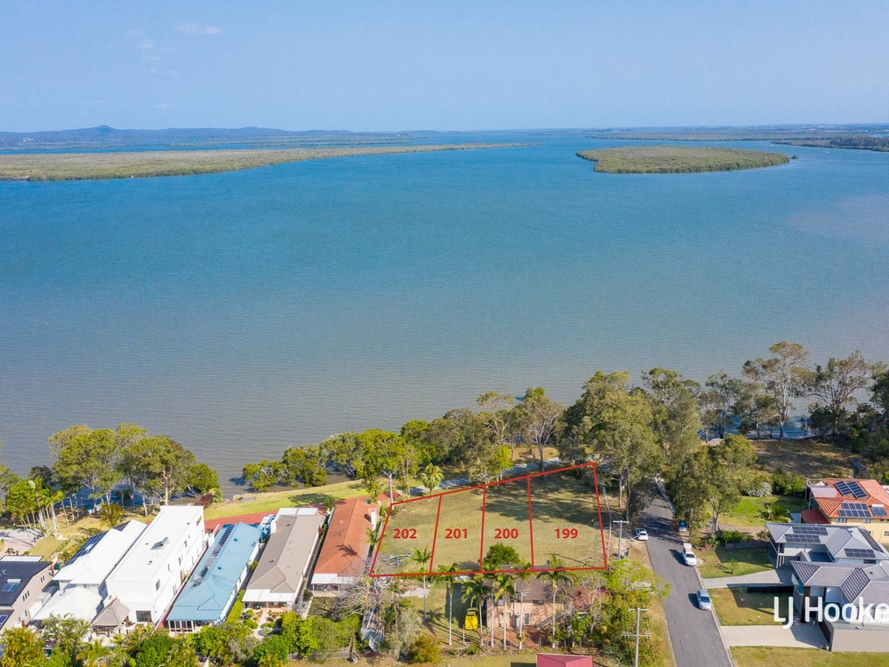 Lot 200 Waterfront Easement Redland Bay, QLD 4165