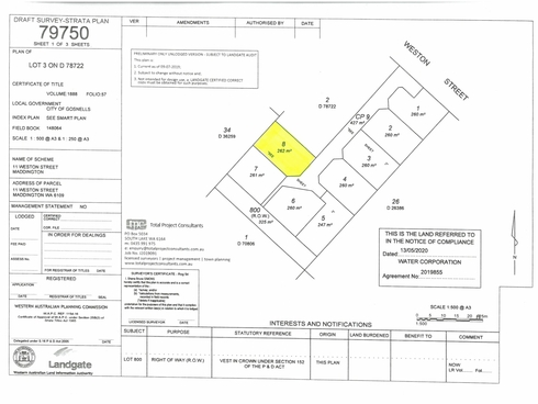 Lot 8/11 Weston Street Maddington, WA 6109