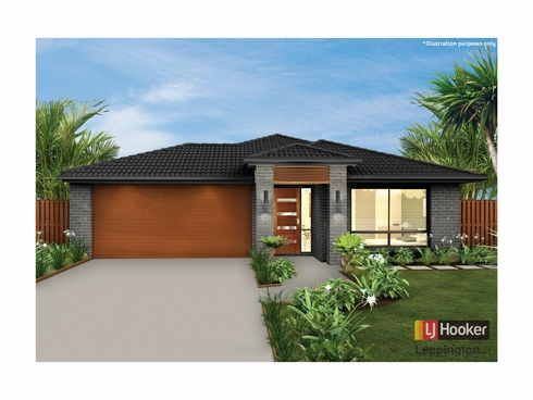 Lot 4242 Mulvihill Crescent Denham Court, NSW 2565