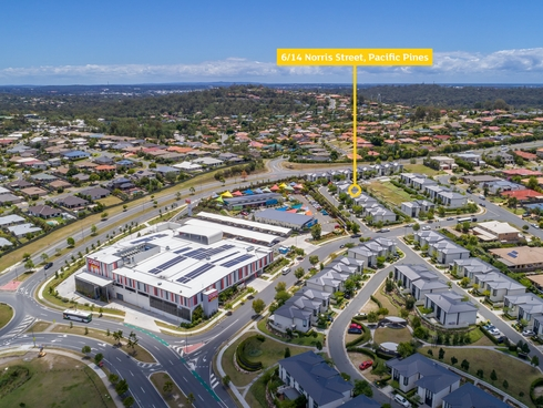 6/14 Norris Street Pacific Pines, QLD 4211