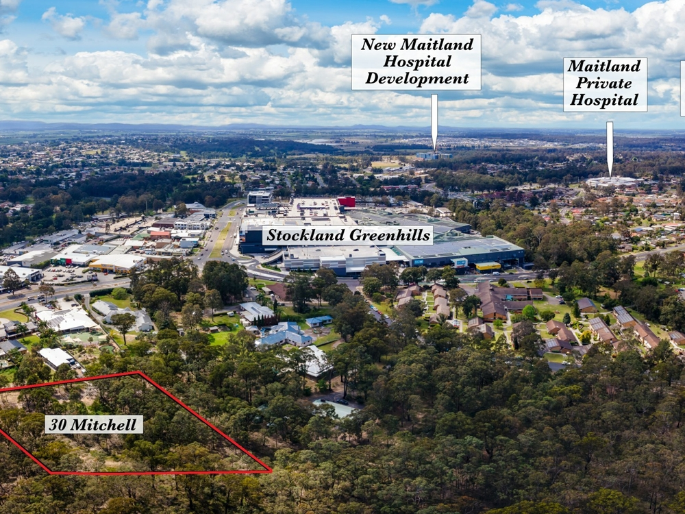 30 Mitchell Drive East Maitland, NSW 2323