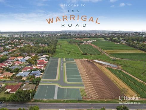 Lot 20/145 Warrigal Road Runcorn, QLD 4113