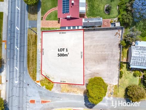 Lot 1/4 Cranwell Street Thornlie, WA 6108