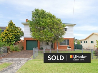 48 Glanville Road Sussex Inlet , NSW, 2540