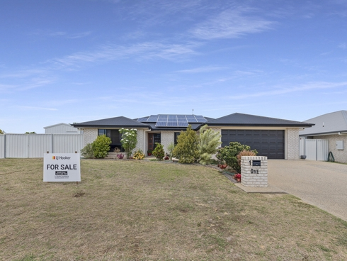 1 Conquest Court Kepnock, QLD 4670