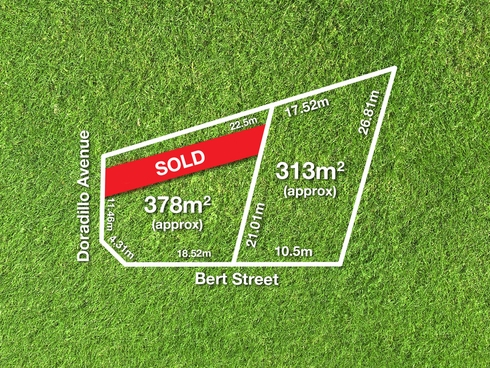 Lot 701 & 702 Doradillo Avenue Modbury, SA 5092