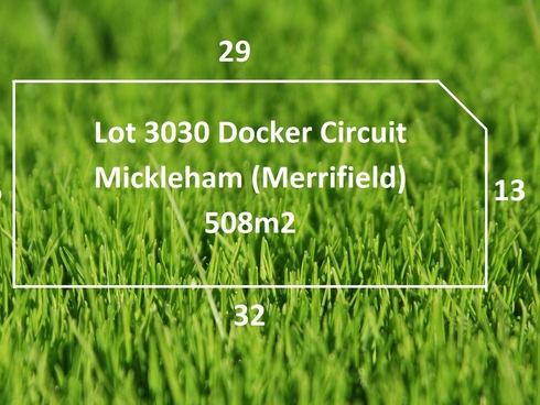 Lot 3030/ Docker Circuit Mickleham, VIC 3064