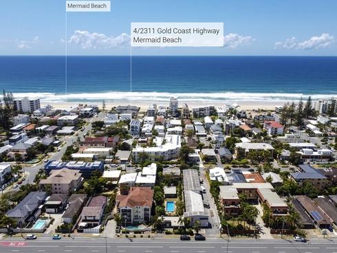 4/2311 Gold Coast Highway Mermaid Beach, QLD 4218