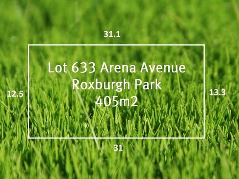 Lot 633 Arena Avenue Roxburgh Park, VIC 3064