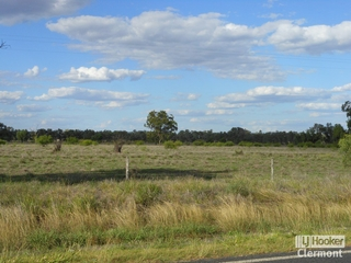 LOT 1 'Lily Flats' Gregory Highway Clermont , QLD, 4721