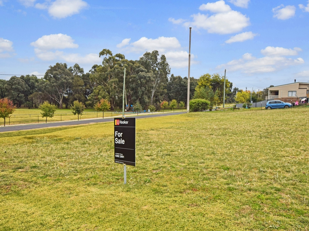 Lot 4 Clarke Street Murrumburrah, NSW 2587