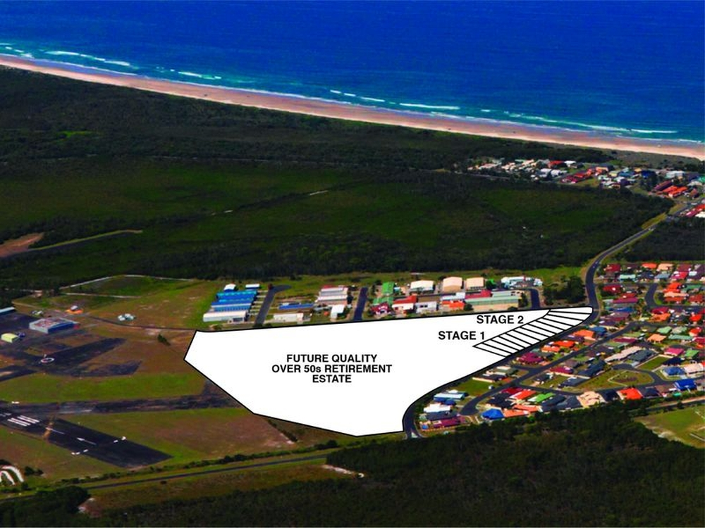 Lot 7/DP119327 Currajong Street Evans Head, NSW 2473