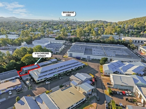 Rear Warehouse One/Lot 1, 18 Chrome Street Salisbury, QLD 4107